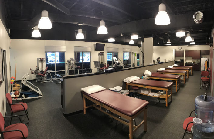 Physical Therapy Services   Central