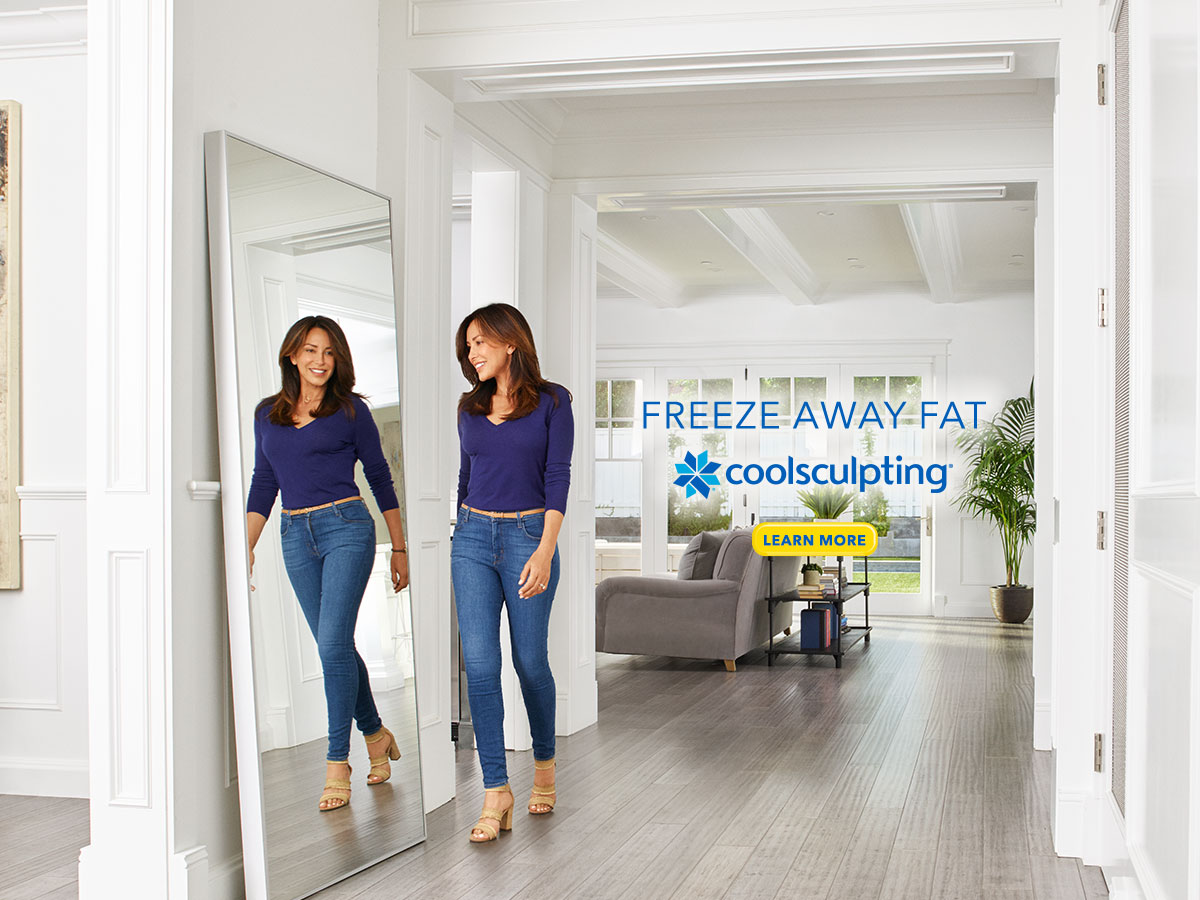 No Shapewear - CoolSculpting for Love Handles - Freeze Flanks